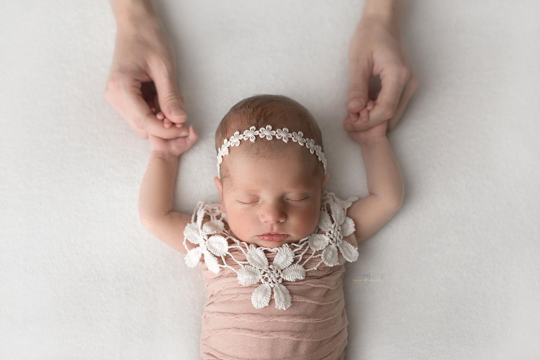 Photographie enfant nouveau-né Paula Goncalves